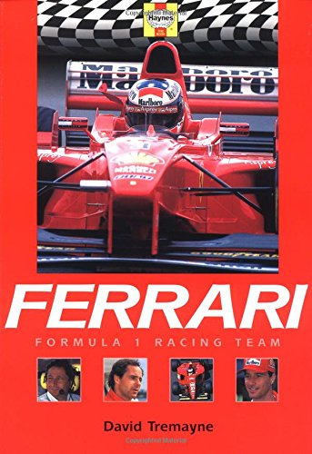 9781859604229: Ferrari - Formula 1 Racing Team (Formula 1 Teams)