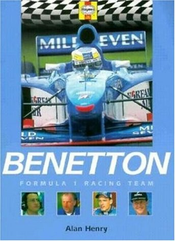 Benetton Formula 1 Racing Team (Formula 1: Tremayne, David