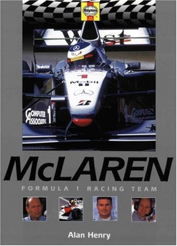 9781859604250: McLaren: Formula 1 Racing Team (Formula 1 Teams)