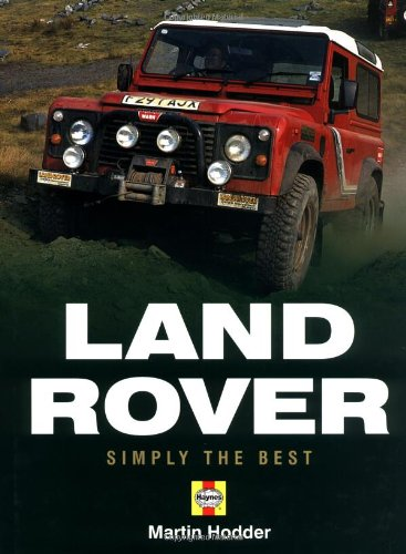 Land Rover: Simply the Best.