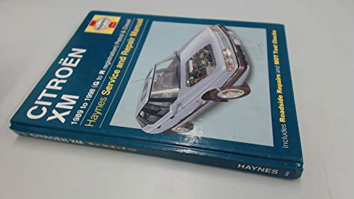 9781859604519: Citroen XM Service and Repair Manual (Haynes Service and Repair Manuals)