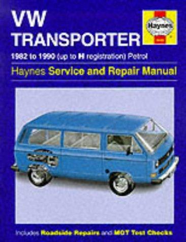 9781859604526: VW Transporter (82-90) Service and Repair Manual (Haynes Service and Repair Manuals)