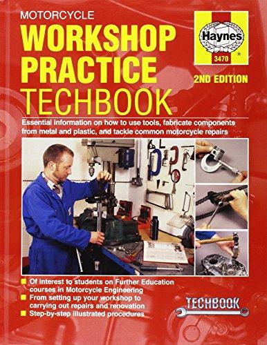 9781859604700: Motorcycle Workshop Practice Manual (Haynes Manuals)