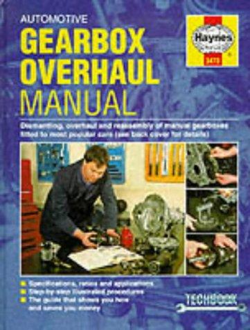 9781859604731: Automotive Gearbox Overhaul Manual (Haynes Techbooks)