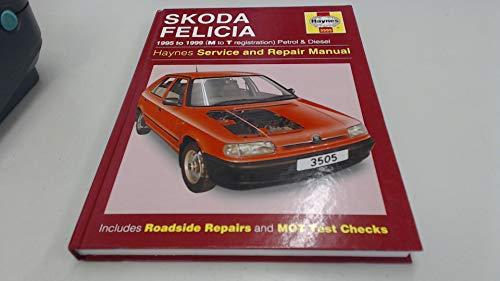 Skoda Felicia Service and Repair Manual (Haynes: Coombs, Mark
