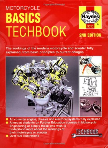 9781859605158: Motorcycle Basics Techbook (Haynes Manuals)