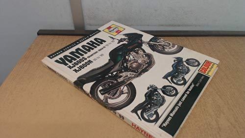 9781859605516 yamaha xj600s seca ii diversion and xj600n haynes rh abebooks co uk Seca II Street Fighter Yamaha Seca II Specs