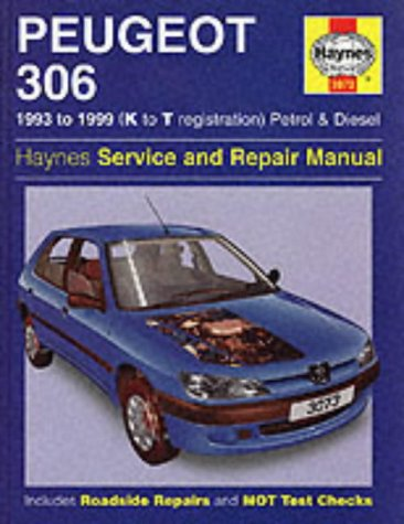 Peugeot 306 Service and Repair Manual (93-99): Coombs, Mark, Mead,