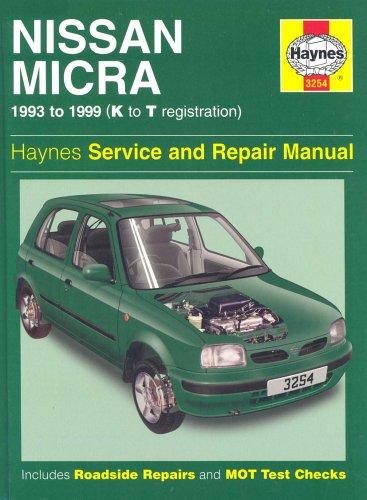 9781859605660: Nissan Micra (1993-99) Service and Repair Manual (Haynes Service and Repair Manuals)