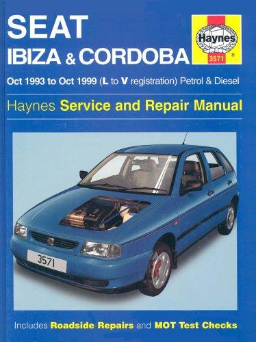 Seat Ibiza and Cordoba (1993-99) Service and: Rendle, Steve, Legg,