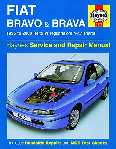 Fiat Bravo and Brava (1995-2000) Service and: A.K. Legg, etc.