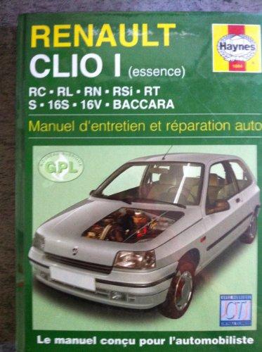 9781859605875: Renault Clio 1 Essence (90 - 98)