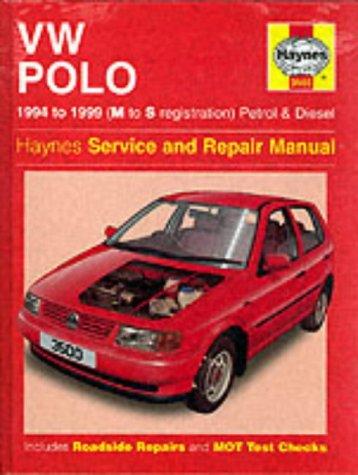 polo service and repair manual 99 abebooks rh abebooks com vw polo petrol & diesel service & repair manual 2002 to 2005 pdf vw polo repair manual pdf