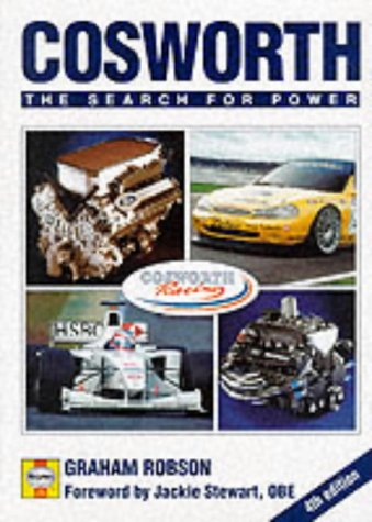 9781859606100: Cosworth: The Search for Power