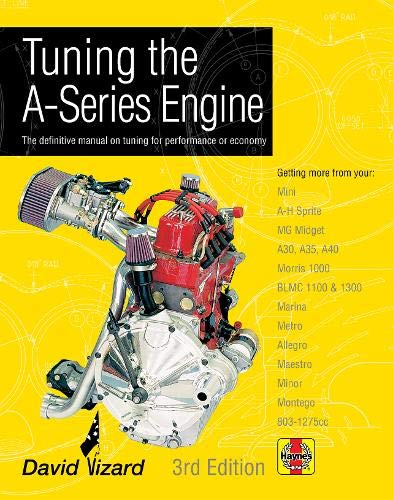 9781859606209: Tuning the A-Series Engine: The Definitive Manual on Tuning for Performance or Economy