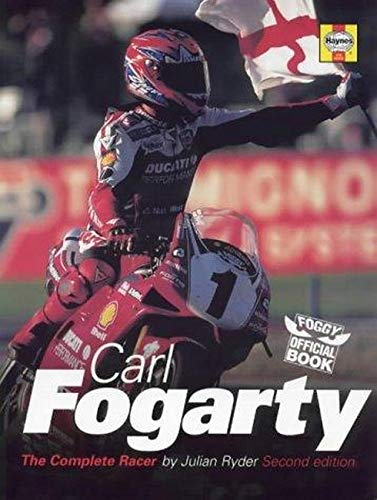 9781859606414: Carl Fogarty: The Complete Racer