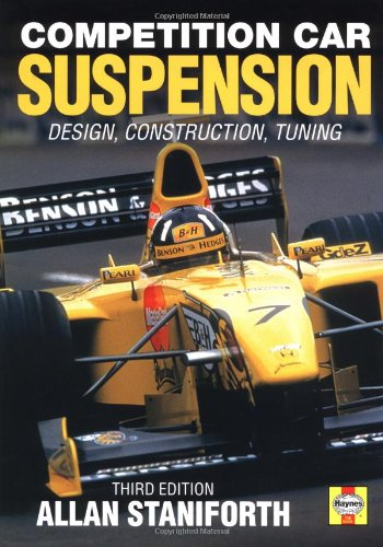 Competition Car Suspension: Design, Construction, Tuning: Staniforth, A.