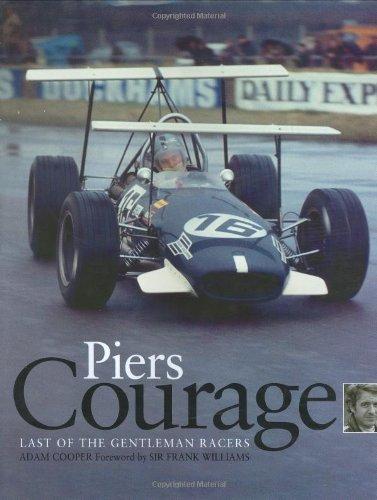 9781859606636: Piers Courage: Last of the Gentleman Racers