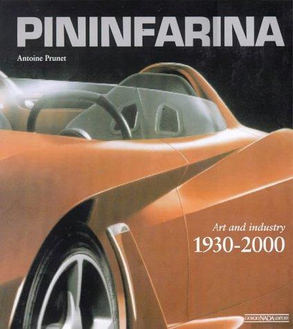 9781859606841: Pininfarina: Industrial Art 1930™2000