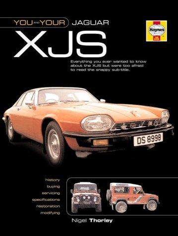 9781859606858: You and Your Jaguar XJS