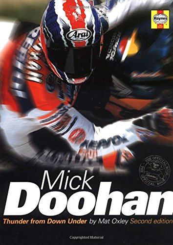Mick Doohan: Thunder from Down Under: Oxley, Mat