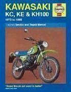 9781859607077: Kawasaki KE100 '75'99 (Haynes Repair Manuals)