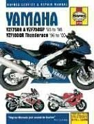 9781859607206: Yamaha YZF750 and YZF1000 Thunderace Service and Repair Manual (Haynes Service and Repair Manuals)