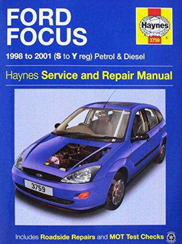 9781859607596: Ford Focus Service and Repair Manual (Service & repair manuals)