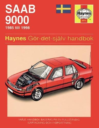 9781859607831: Saab 9000 (85 - 98)