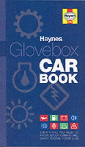 9781859607923: Haynes Glovebox Car Book