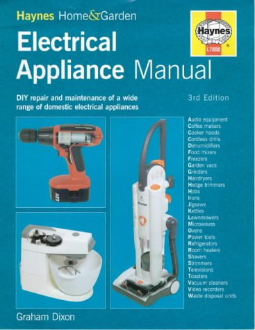 9781859608005: Electrical Appliance Manual (Haynes for home DIY)