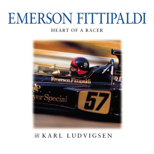 9781859608371: Emerson Fittipaldi Heart of a Racer