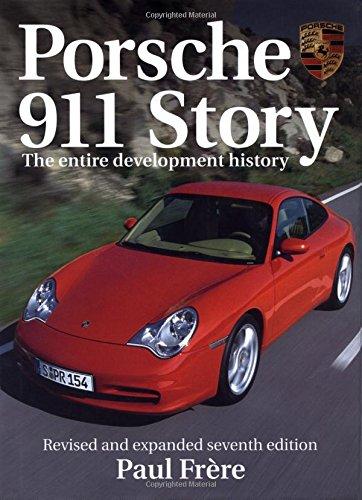 9781859608395: Porsche 911 Story: The entire development history