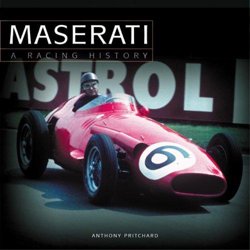 9781859608715: Maserati: A Racing History
