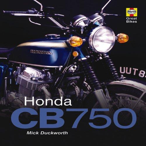 9781859608784: Honda CB750 (Haynes Great Bikes)