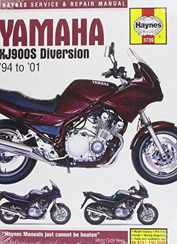 9781859609057: Yamaha XJ900S Service and Repair Manual: 1994-2001 (Haynes Service and Repair Manuals)