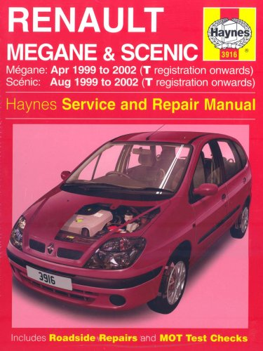 Renault Megane and Scenic (99-02) Service and: Gill, P.