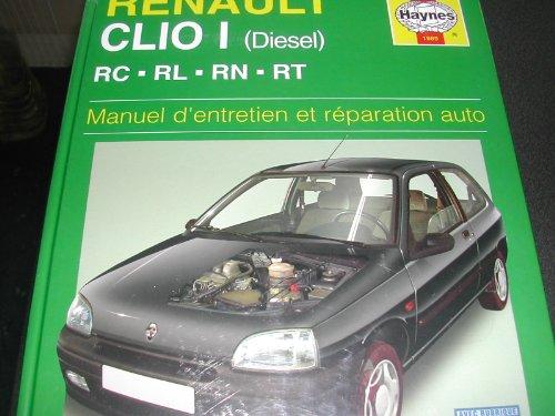 9781859609224: Renault Clio 1 Diesel (90 - 98)