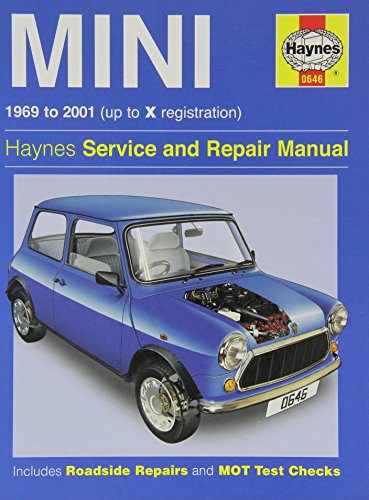 9781859609231: Mini (69-01) (Haynes Service and Repair Manuals)