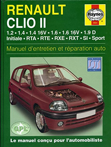 9781859609248: Renault Clio II Essence ET Diesel (98 - 01)