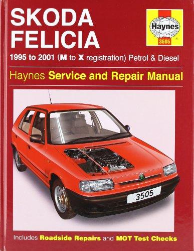 9781859609378: Skoda Felicia Service and Repair Manual (Haynes Service and Repair Manuals)