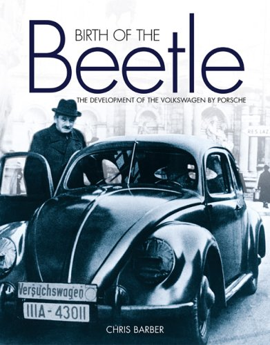 9781859609590: Birth of the Beetle: The Development of the Volkswagen by Porsche