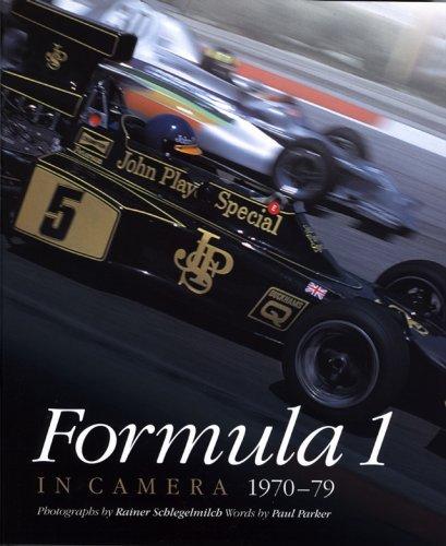 Formula 1 in Camera 1970-79: Parker, Paul