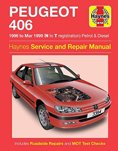 9781859609835: Peugeot 406 Petrol and Diesel: 1996-1999 (Haynes Service and Repair Manuals)