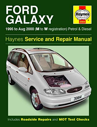 Ford Galaxy Petrol and Diesel Service and: Randall, Martynn