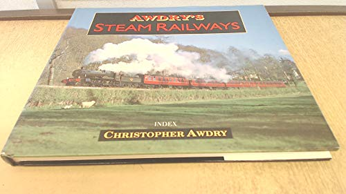 9781859620380: Awdry's Steam Railways