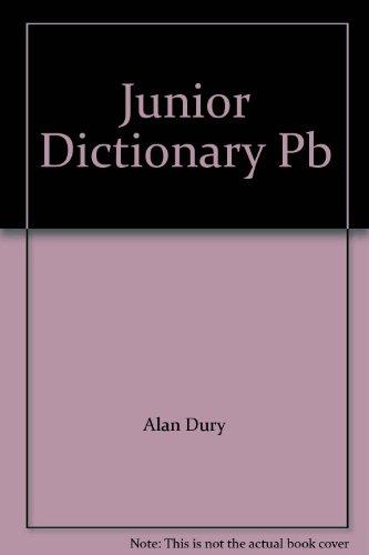 9781859620557: Junior Dictionary
