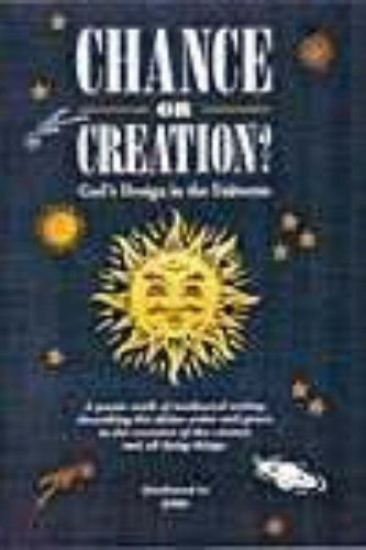Chance or Creation?: God's Design in the: Jahiz; Haleem, M.