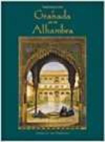 9781859640890: Impressions of Granada and the Alhambra