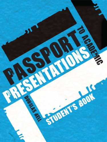 9781859644003: Passport to Academic Presentations: Student's Book